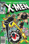 Cover Thumbnail for The Uncanny X-Men (1981 series) #178 [Canadian variant]