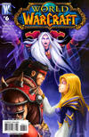 Cover for World of Warcraft (DC, 2008 series) #6 [Samwise Didier Cover Variant]