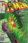 Cover Thumbnail for The Uncanny X-Men (1981 series) #181 [Canadian variant]