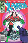 Cover Thumbnail for The Uncanny X-Men (1981 series) #182 [Canadian variant]