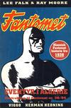 Cover for Fantomet Eventyr i Algerie [Bilag til Fantomet] (Semic, 1994 series)