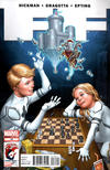 Cover for FF (Marvel, 2011 series) #16