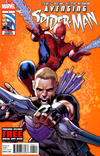 Cover for Avenging Spider-Man (Marvel, 2012 series) #4