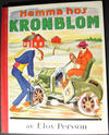 Cover for Kronblom (Åhlén & Åkerlunds, 1930 series) #1933 [inb]