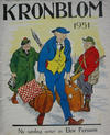 Cover for Kronblom (Åhlén & Åkerlunds, 1930 series) #1951