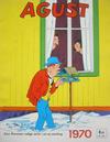 Cover for Agust [julalbum] (Åhlén & Åkerlunds, 1931 series) #1970
