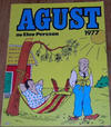 Cover for Agust [julalbum] (Semic, 1972 ? series) #1977