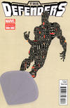 "Cover Thumbnail for Defenders (2012 series) #4 [""I Am A Defender"" Variant Cover]"