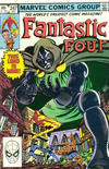 Cover for Fantastic Four (Marvel, 1961 series) #247 [Direct]