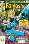 Cover for Fantastic Four (Marvel, 1961 series) #245 [Direct]