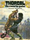 Cover for Thorgal (Le Lombard, 1980 series) #[4] - De zwarte galei [Eerste druk]