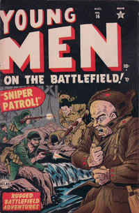 Cover Thumbnail for Young Men on the Battlefield (Marvel, 1952 series) #16