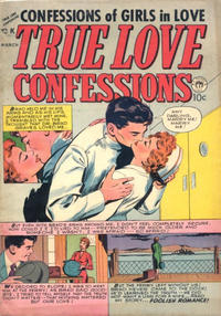 Cover Thumbnail for True Love Confessions (Premier Magazines, 1954 series) #6