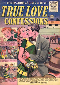 Cover Thumbnail for True Love Confessions (Premier Magazines, 1954 series) #11