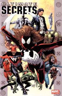 Cover Thumbnail for Ultimate Secrets (Marvel, 2008 series) #1