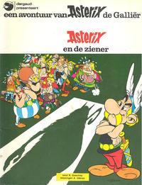 Cover Thumbnail for Asterix (Dargaud Benelux, 1974 series) #19 - Asterix en de ziener