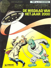 Cover Thumbnail for Rik Ringers (Le Lombard, 1963 series) #50 - De misdaad van het jaar 2000