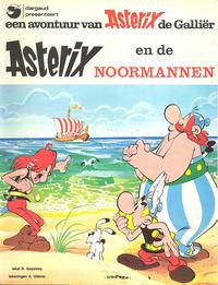 Cover Thumbnail for Asterix (Dargaud Benelux, 1974 series) #11 - Asterix en de Noormannen