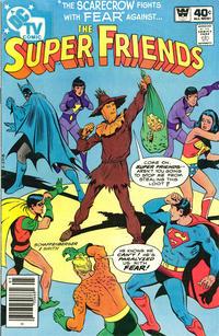 Cover Thumbnail for Super Friends (DC, 1976 series) #32 [Whitman]