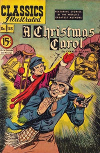 Cover Thumbnail for Classics Illustrated (Gilberton, 1948 series) #53