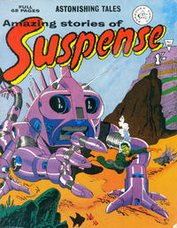 Cover Thumbnail for Amazing Stories of Suspense (Alan Class, 1963 series) #69