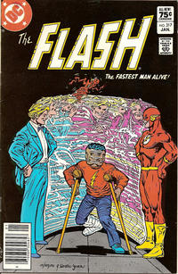 Cover for The Flash (DC, 1959 series) #317 [Direct Sales]