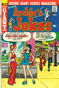 Cover Thumbnail for Archie Giant Series Magazine (Archie, 1954 series) #222