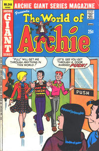 Cover Thumbnail for Archie Giant Series Magazine (Archie, 1954 series) #244