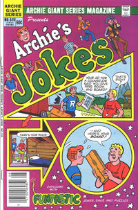 Cover Thumbnail for Archie Giant Series Magazine (Archie, 1954 series) #519