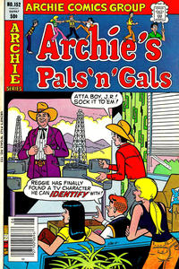 Cover Thumbnail for Archie's Pals 'n' Gals (Archie, 1952 series) #152