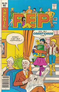 Cover Thumbnail for Pep (Archie, 1960 series) #325