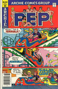Cover Thumbnail for Pep (Archie, 1960 series) #364