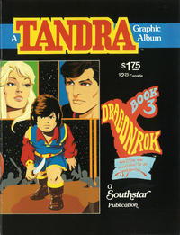 Cover Thumbnail for Tandra (Southstar Publications, 1983 series) #3