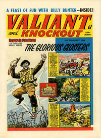 Cover Thumbnail for Valiant and Knockout (IPC, 1963 series) #15 February 1964