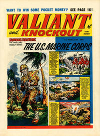 Cover Thumbnail for Valiant and Knockout (IPC, 1963 series) #1 February 1964