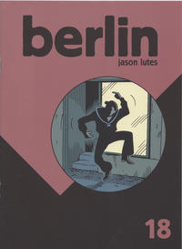 Cover Thumbnail for Berlin (Drawn & Quarterly, 1998 series) #18