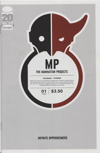 Cover Thumbnail for The Manhattan Projects (Image, 2012 series) #1
