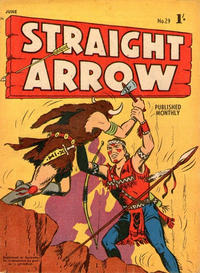 Cover Thumbnail for Straight Arrow Comics (Magazine Management, 1955 series) #29