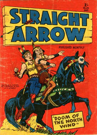 Cover Thumbnail for Straight Arrow Comics (Magazine Management, 1955 series) #23