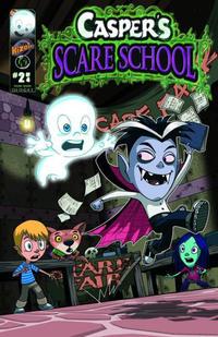 Cover Thumbnail for Casper's Scare School (Ape Entertainment, 2011 series) #2