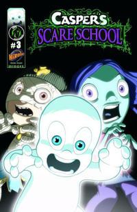 Cover Thumbnail for Casper's Scare School (Ape Entertainment, 2011 series) #3