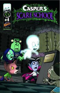 Cover Thumbnail for Casper's Scare School (Ape Entertainment, 2011 series) #4