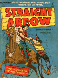 Cover Thumbnail for Straight Arrow Comics (Magazine Management, 1955 series) #22