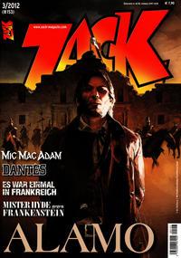 Cover Thumbnail for Zack (Mosaik Steinchen für Steinchen Verlag, 1999 series) #3/2012 (#153)