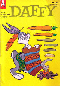 Cover Thumbnail for Daffy (Allers Forlag, 1959 series) #14/1965