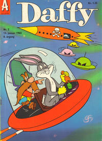 Cover Thumbnail for Daffy (Allers Forlag, 1959 series) #2/1965