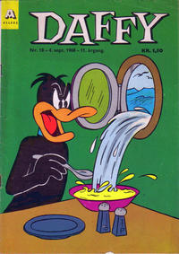 Cover Thumbnail for Daffy (Allers Forlag, 1959 series) #18/1968