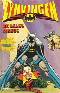 Cover Thumbnail for Lynvingen (Semic, 1977 series) #1/1981