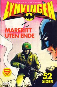 Cover Thumbnail for Lynvingen (Semic, 1977 series) #8/1979