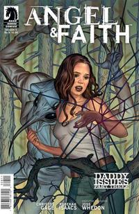 Cover Thumbnail for Angel & Faith (Dark Horse, 2011 series) #8 [Steve Morris Cover]